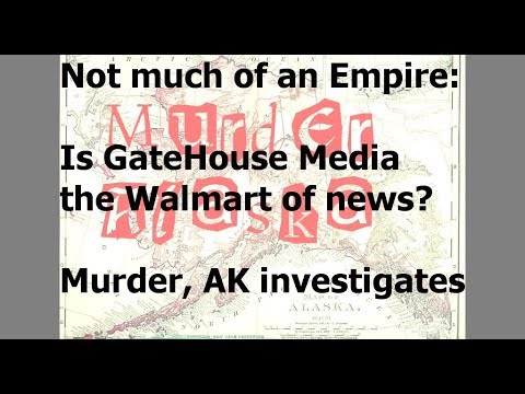 Not much of an Empire: Is GateHouse Media the Walmart of news media?