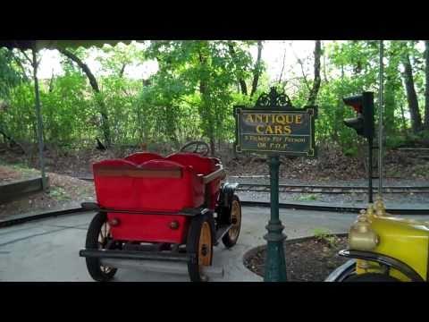Adventureland Long Island Antique Cars Ride