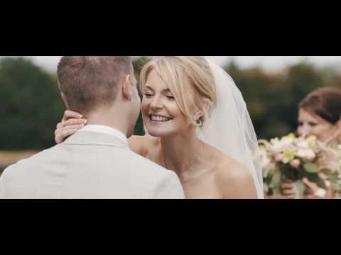 Lizzie + Matt | Wedding Highlights @ Huntstile Farm, Somerset