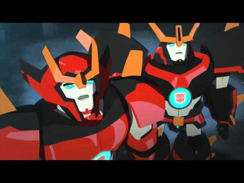 Transformers Robots in Disguise Season 2 Episode 11 Graduation Exercises (HD)