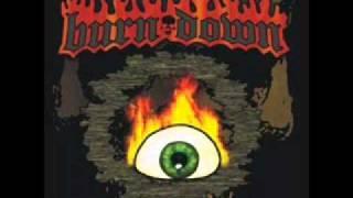 Burn Down - Wie ein Wolf