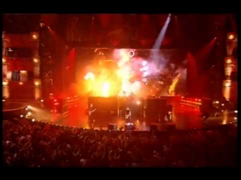 Green Day - American Idiot Brit Awards 2005