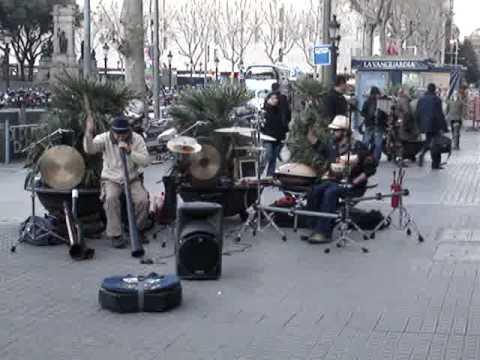 Minimal Acoustic Band (MAB) - Barcelona, January 09