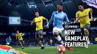 PS4《FIFA 20》最新技術玩法 中文介紹預告
