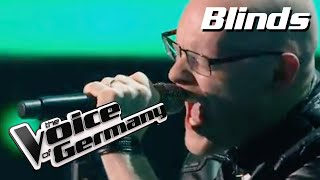 Blink 182 - All The Small Things (Alexander Wynands) | The Voice of Germany | Blind Audition
