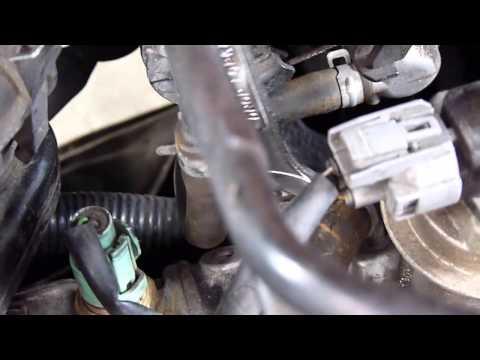 Bleed Honda Cooling System