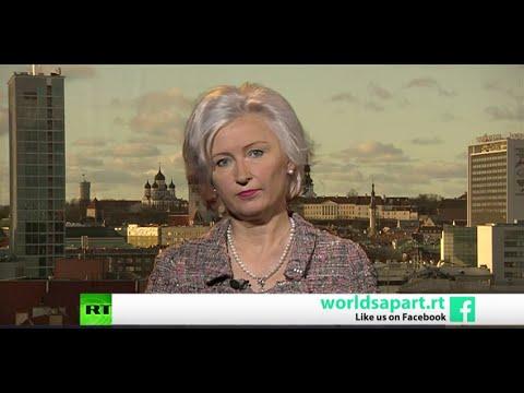 Integrate & disintegrate? Ft. Kristiina Ojuland, Estonian Foreign Minister (2002-05)