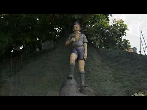 Statue of Unknown Kandy Scout !