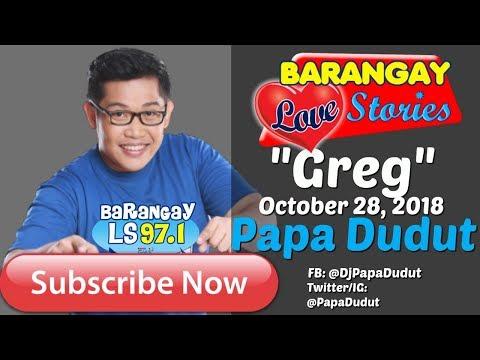 Barangay Love Stories October 28, 2018 Greg