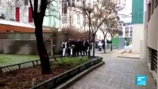 أسرة الشرطي الفرنسي المسلم أحمد مرابط
