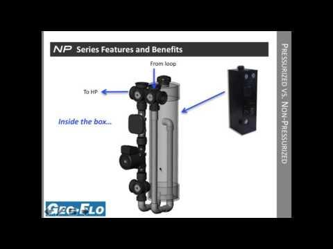 Pressurized vs Non Pressurized Flow Centers Webinar