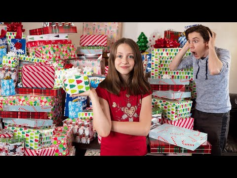 How To Get More Presents Than Your Sibling For Christmas **Christmas 2019 Challenge**