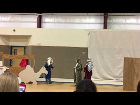 Short clip of 4th grade 2016 - East Texas Christian Academy