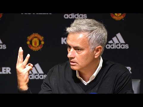 Manchester United 0-3 Tottenham - Jose Mourinho Full Post Match Press Conference - Premier League