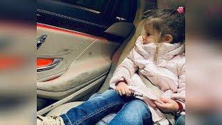 Бородина Теона запачкала всю дверь в машине и не признается