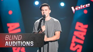 the-blind-auditions-jesse-teinaki-sings-when-the-party-39-s-over-39-the-voice-australia-2020