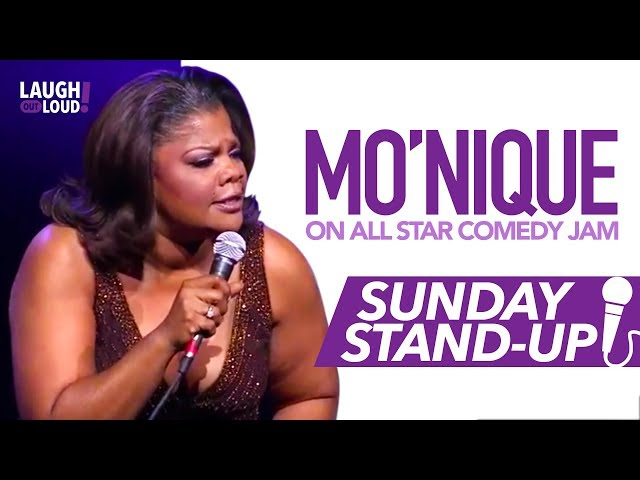 Mo'Nique on All Star Comedy Jam   Sunday Stand-Up   LOL Network