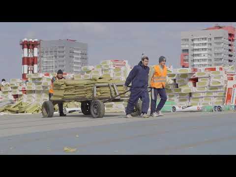 Челябинский завод каменной ваты начал переработку строительных отходов