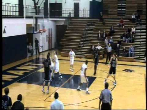 Jon Doss-Taft High School Basketball Highlight Reel 10-11