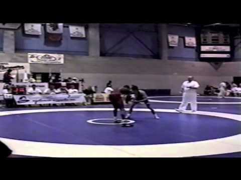 2000 Junior National Championships: 69 kg Joel Powell vs. Unknown