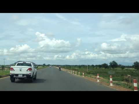 Travel in Asia, travel from Phnom Penh to Siem Reap, Cambodia (country)