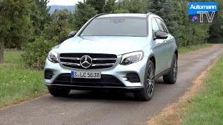 2016 Mercedes GLC 250 d (204hp) - DRIVE & SOUND (60FPS)