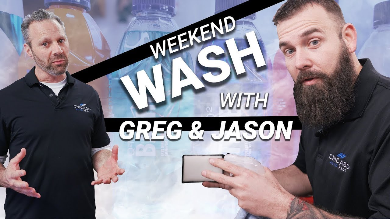 Weekend Wash With Gyeon Products | Future Plans With Chicago Auto Pros