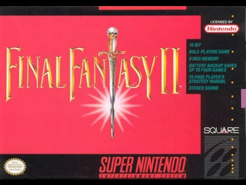 SNES Final Fantasy II Video Walkthrough 1/4