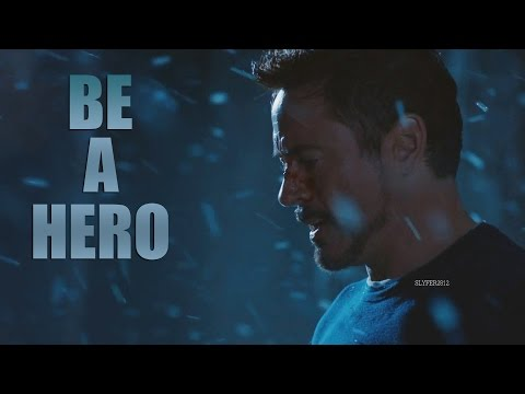 MARVEL |  What is it, to be a hero ?