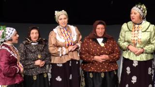 18. Smotra folklornog pjevanja Đakovštine - Đakovo 2015
