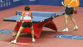 Li Xiao Xia Vs Guo Yue (2008 Panasonic China Open)