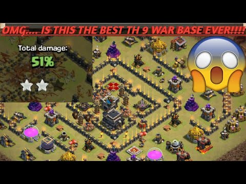 Best Th 9 Defense For War... Must See!!!!! Part 1