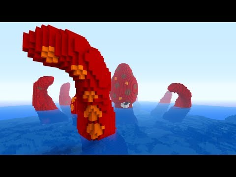 Minecraft KRAKEN Mod   Episode 992