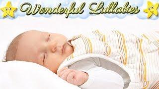 Super Relaxing Baby Lullaby ♥ Soft Bedtime Sleep Music Nursery Rhyme ♫ Good Night Sweet Dreams