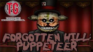Forgotten Hill: Puppeteer ESPAÑOL