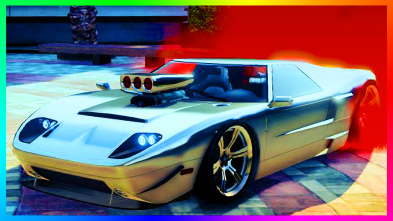 gta cars custom crazy customization concept ultimate concepts