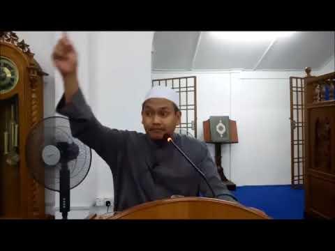 Tanda Manusia Tenggelam Dalam Dosa Yang Banyak - Ustaz Fawwaz Mat Jan ISTIMEWA Ramadhan 2018