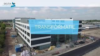 De transformatie van een leeg kantoorgebouw - Mercedes-Benz Nederland -