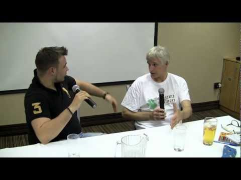 Atheism and Veganism: Roger Yates and Harry Guinness at Dublin Atheists in the Pub