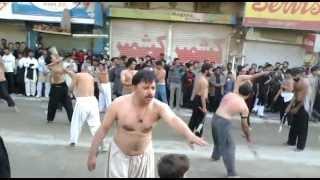 10 muharram imam bargah sadat gardezi  daska