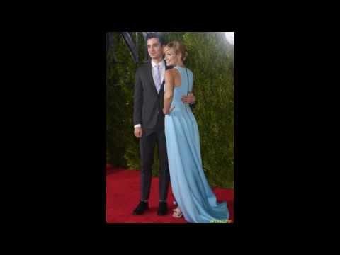 Josh Groban & Girlfriend Kat Dennings Couple Up at Tony Awards 2015