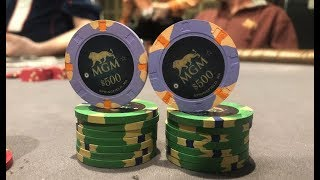 The Infamous Purple Chip of 1/2 NLH - MGM Springfield