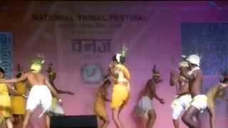 Download Hindi Video Songs - TRIBAL DANCE   NATIONAL TRIBAL FESTIVAL VANA 2015