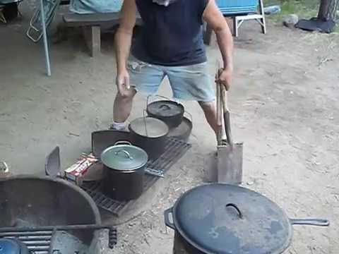 Campfire Cooking..... Tools & Cookware