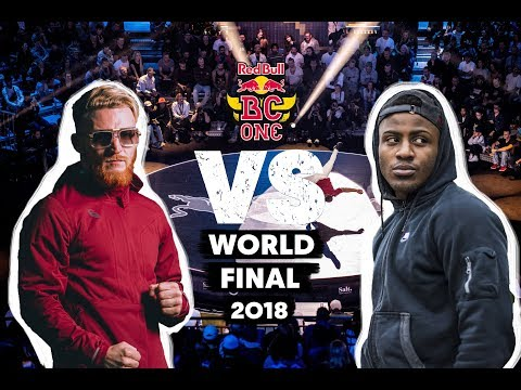 Lil Kev (FRA) vs. Kid Colombia (NLD) | Top 16 | Red Bull BC One World Final 2018