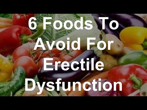 Natural Foods To Eat For Erectile Dysfunction
