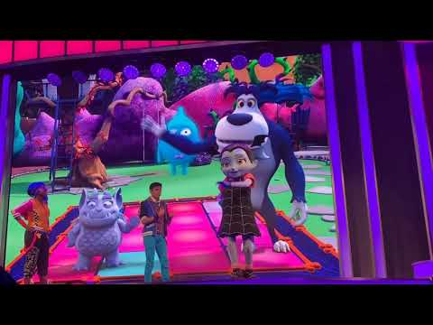 Disney Junior dance party, Disney Hollywood Studios