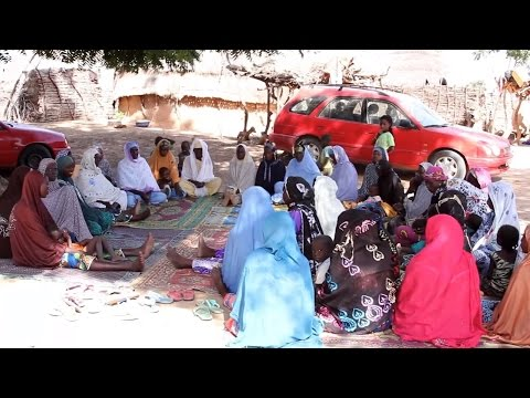 Working together to empower rural women in Niger