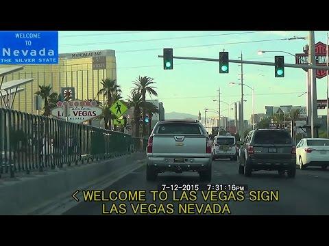 Los Angeles CA to Las Vegas NV 2015 HD