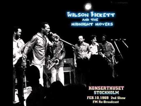 Wilson Pickett-Sweet Soul Music Live Feb 10 1969